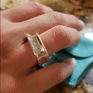 Tiffany & Co. Square Ring